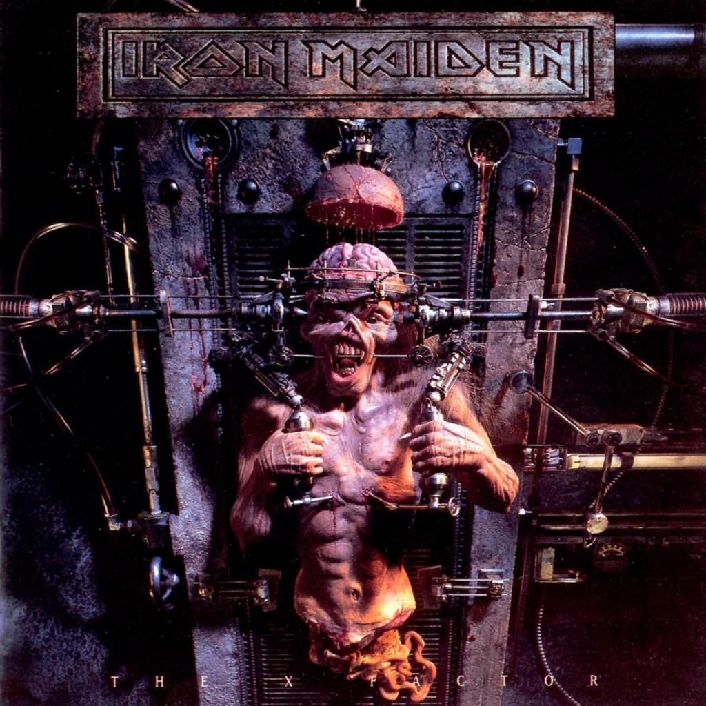 Iron Maiden - X Factor