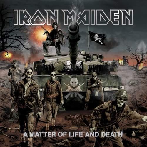 Iron Maiden - a matter