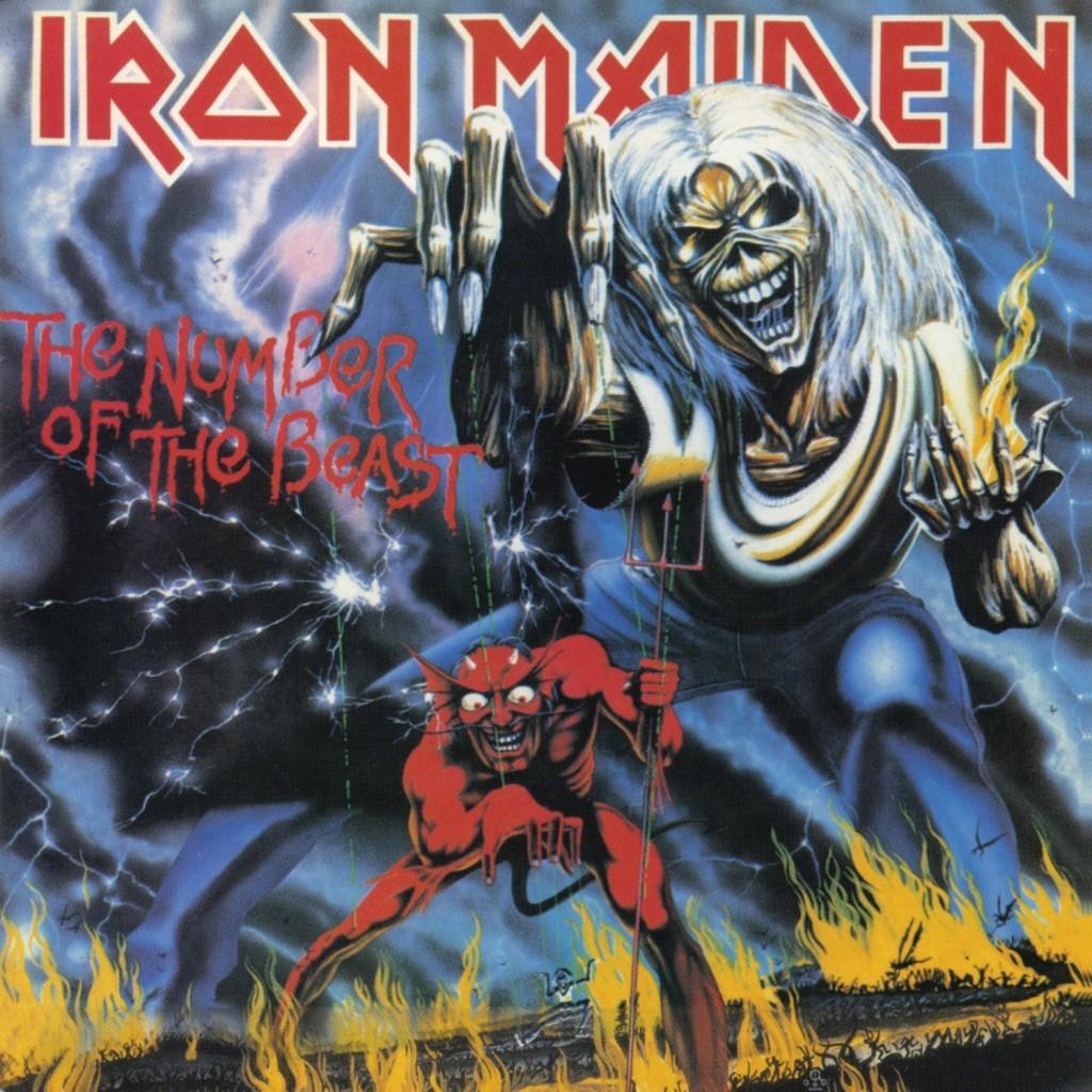 Iron Maiden-beast