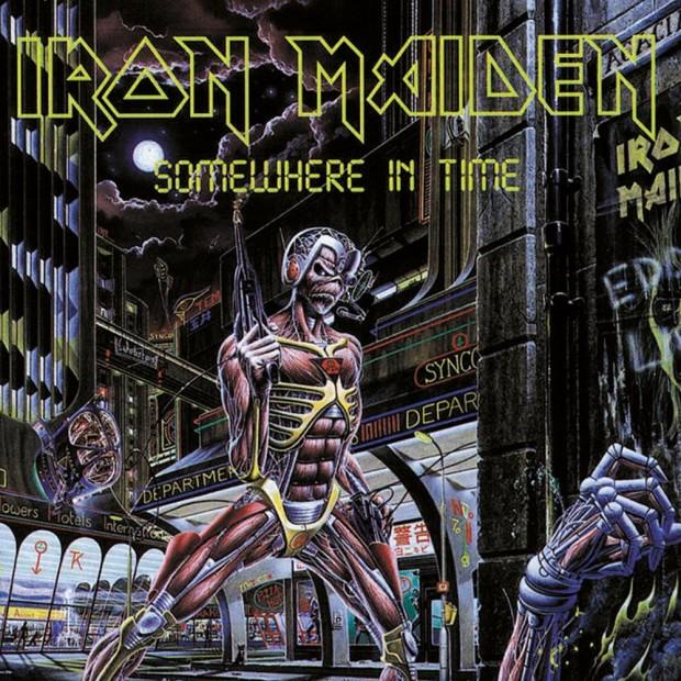 Iron Maiden-somewhere
