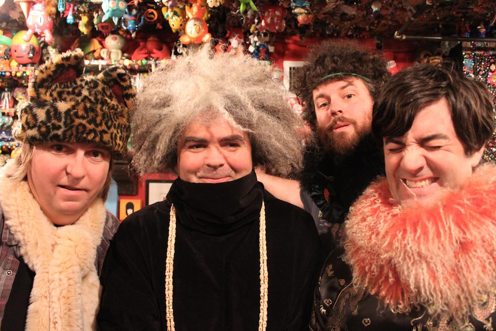 Melvins vai lançar registro da ''turnê mais rápida do mundo''