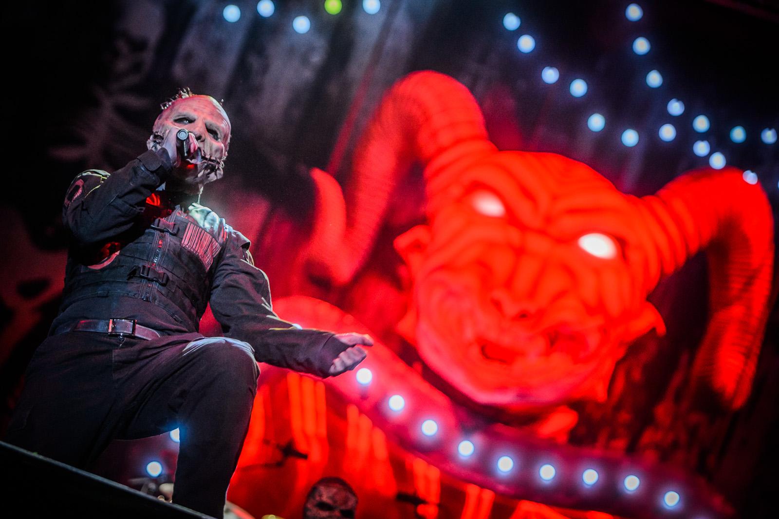 Chuva prejudica Mastodon e Slipknot deixa São Paulo em êxtase