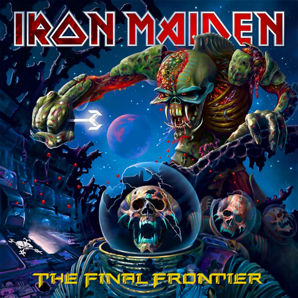 iron maiden - The-Final-Frontier