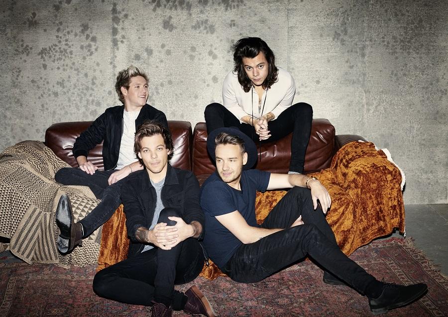 One Direction anuncia novo álbum