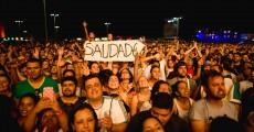 Fãs se emocionam com homenagem a Cássia Eller no Rock In Rio