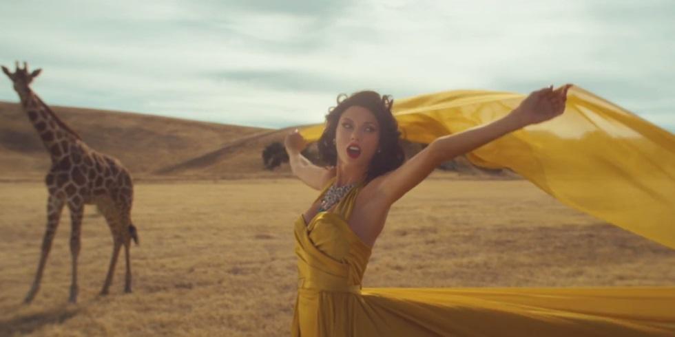Taylor Swift é acusada de racismo por novo clipe