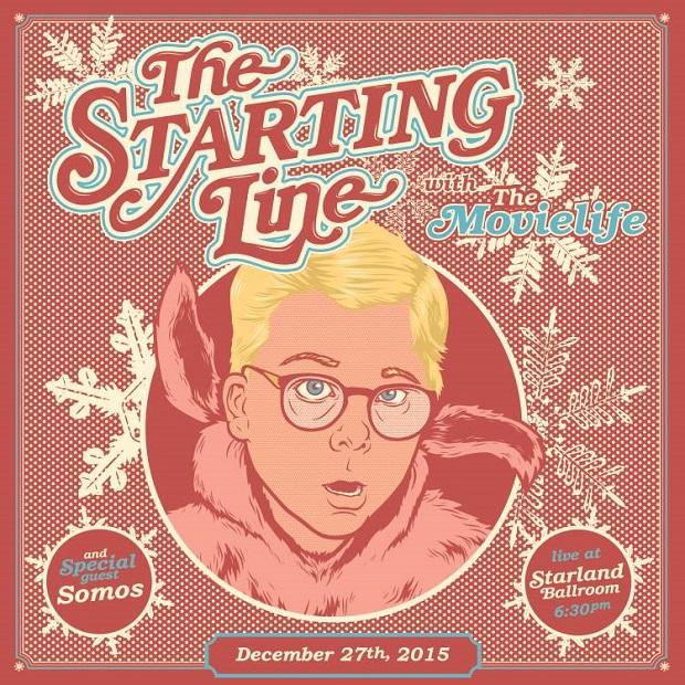 The Starting Line fará show no final do ano