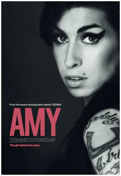 Documentário sobre Amy Winehouse ganha mais exibições no Brasil