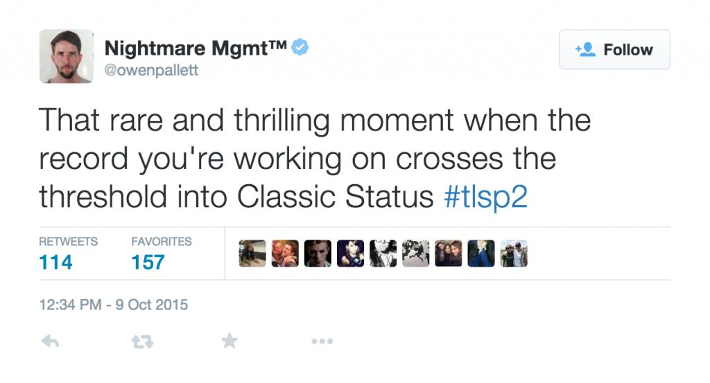 owen pallett tweet last shadow puppets