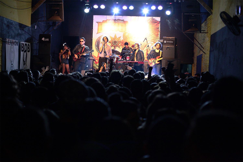 Thiago Pethit no Festival Dosol 2015
