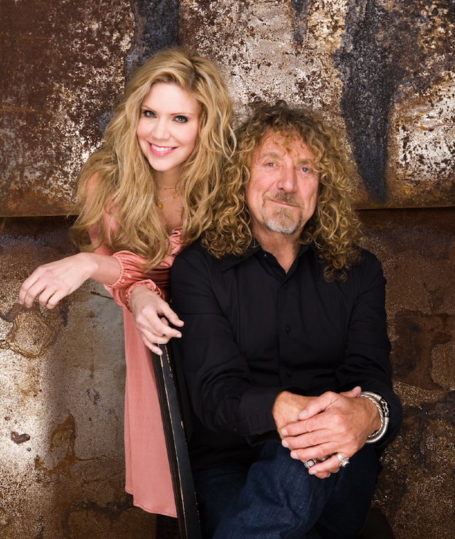 Robert Plant & Alison Krauss - Stick With Me Baby