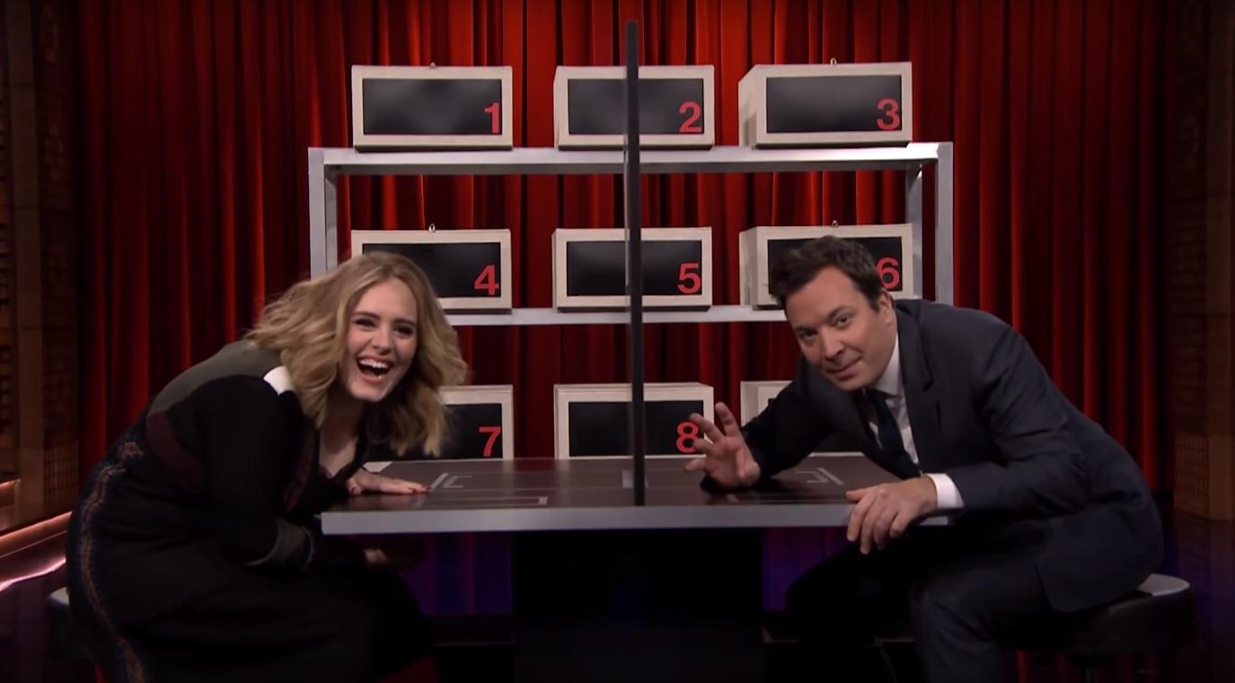 Adele apresenta nova música em programa de TV