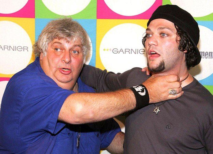 Don Vito e Bam Margera