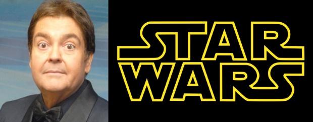 "Faustão ""comenta"" Star Wars"