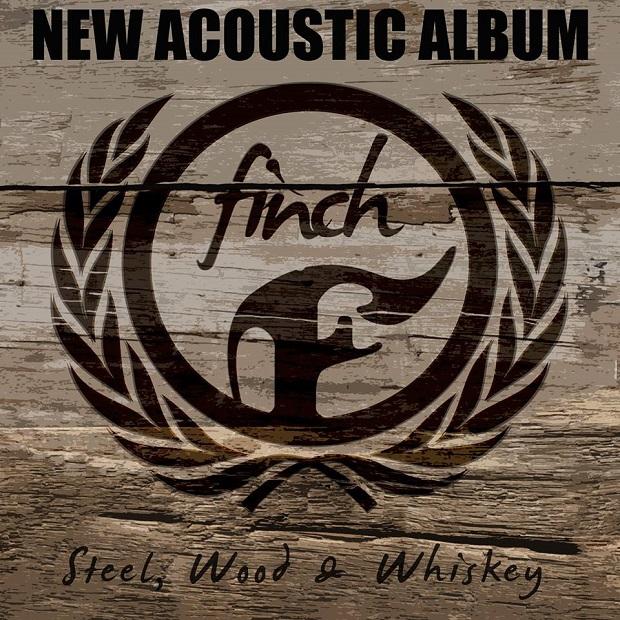 Finch lança álbum acústico