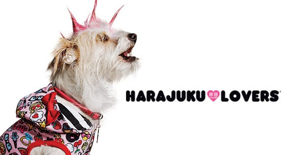 Gwen Stefani lança linha de roupas para cachorros