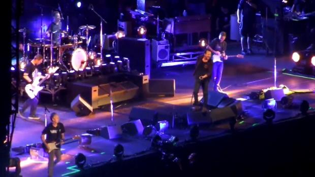 Pearl Jam em Porto Alegre: veja vídeos e setlist