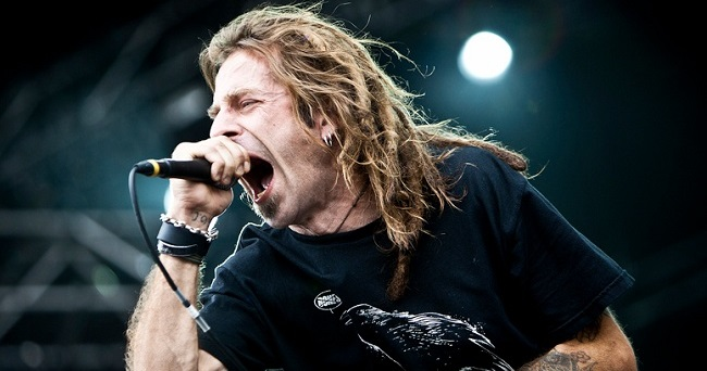 Randy Blythe (Lamb Of God)