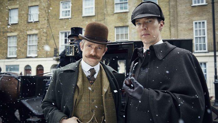 Sherlock Holmes Especial de Natal