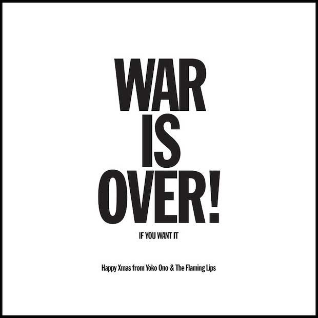 Yoko Ono e The Flaming Lips lançarão registro natalino