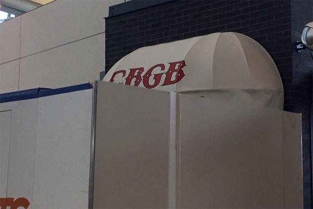 CBGB reabre como restaurante no aeroporto de Newark