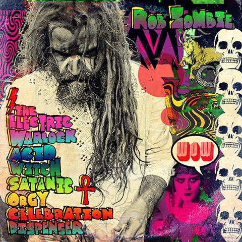 Rob Zombie - Electric Warlock