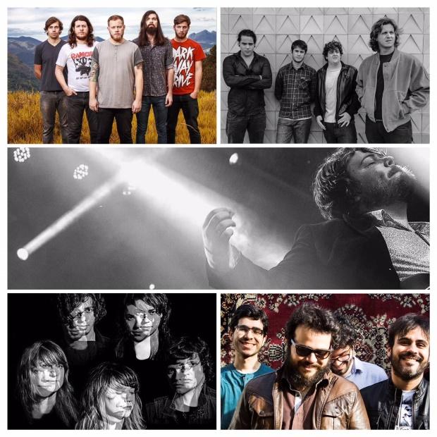5 bandas brasileiras que você deveria ouvir em Dezembro