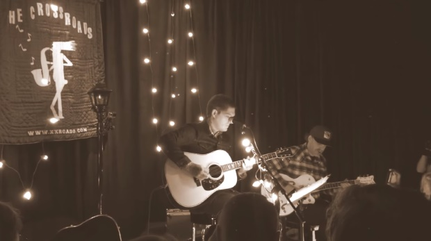 Brian Fallon (The Gaslight Anthem) ao vivo