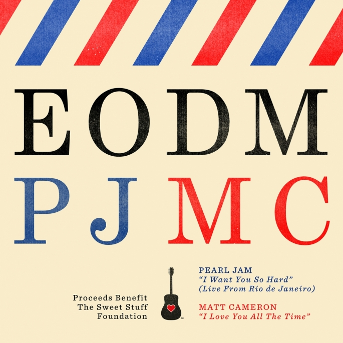 Eagles Of Death Metal, Pearl Jam e Matt Cameron