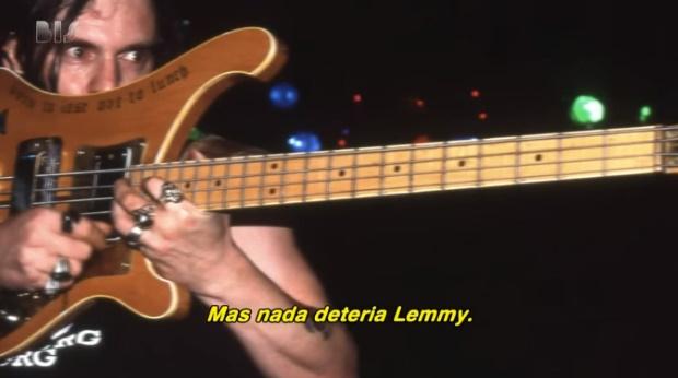 Documentário da VH1 sobre Lemmy e o Motörhead