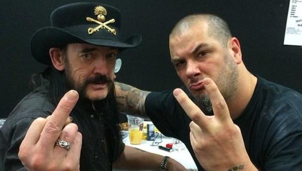 Lemmy e Phil Anselmo