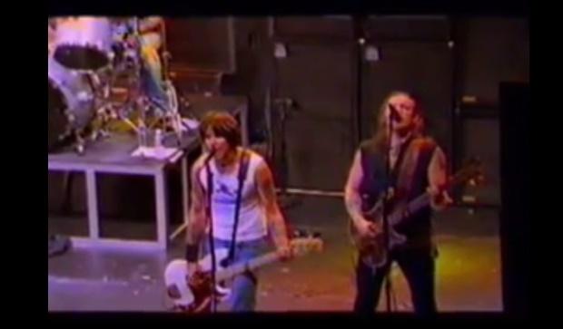 Lemmy e os Ramones