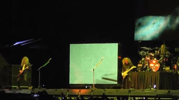 Megadeth toca no Knotfest México