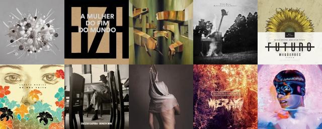 Os 50 melhores discos nacionais de 2015