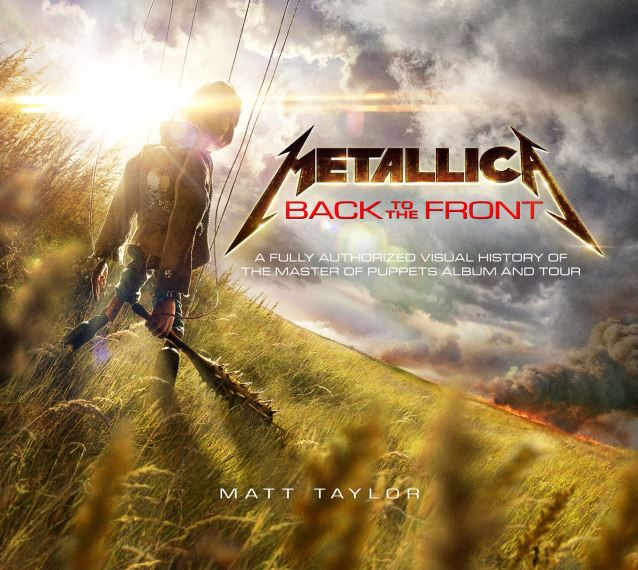 Metallica - Back To The Front