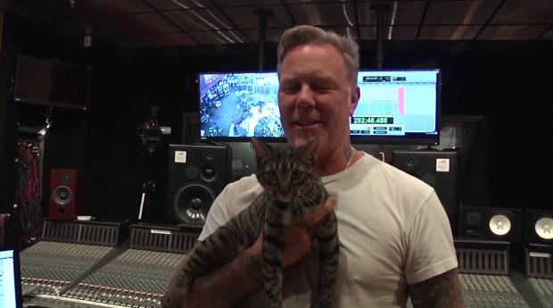 James Hetfield divulga trecho de inédita do Metallica