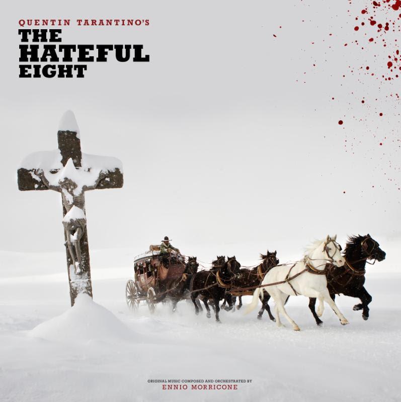 Quentin Tarantino - The Hateful Eight (trilha sonora)