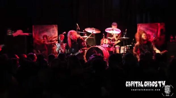 Soulfly toca músicas do Sepultura em show - vídeo
