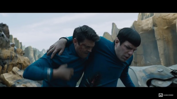 Trailer de Star Trek Beyond