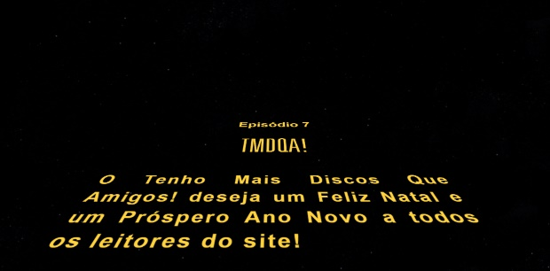 Abertura do Star Wars (TMDQA!)