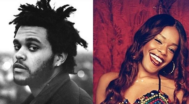 The Weeknd e Azealia Banks