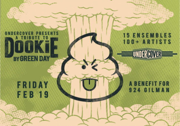 924 Gilman e tributo a Dookie, do Green Day