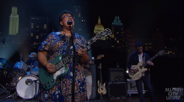 Alabama Shakes no Austin City Limits
