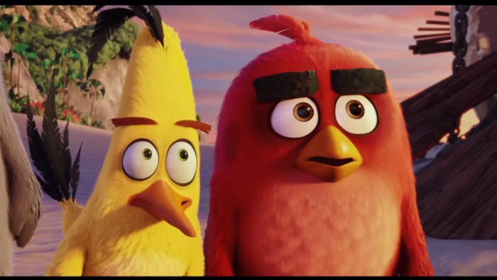 Trailer de Angry Birds