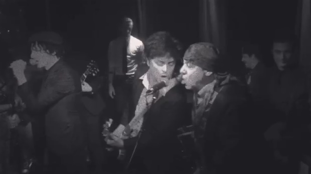 Billie Joe (Green Day) e Steven Van Zandt (Bruce Springsteen)