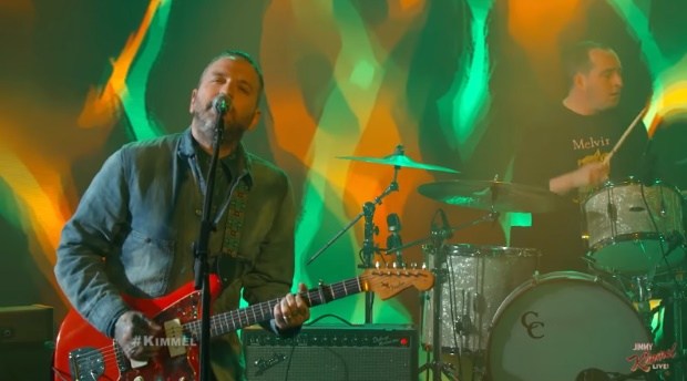 City And Colour no programa de Jimmy Kimmel