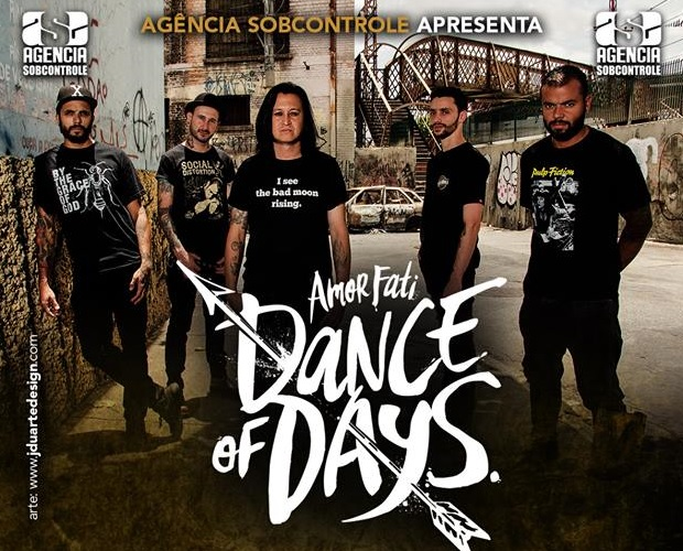 Dance Of Days em 2016