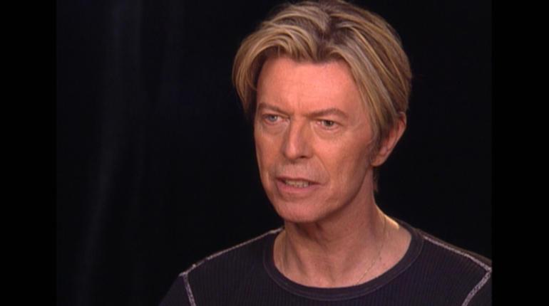 David Bowie na CBS
