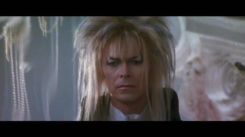 David Bowie em Labyrinth