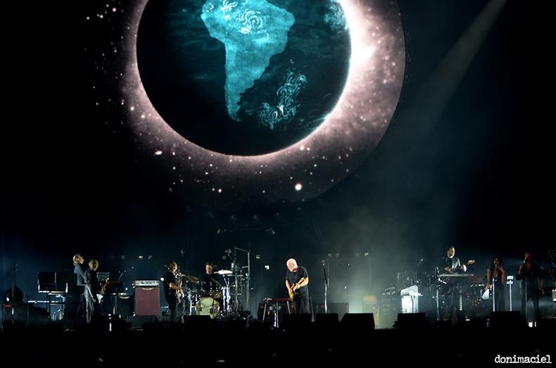 David Gilmour em Porto Alegre
